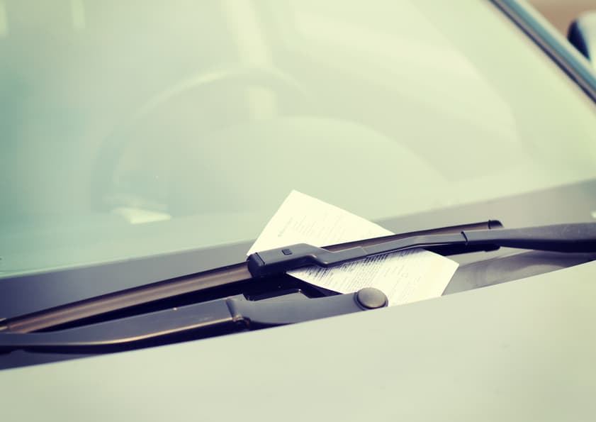 The Insane Parking Ticket
