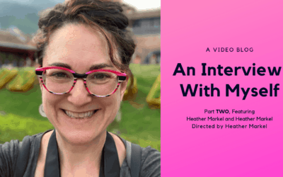 An Interview With Myself – Part Two
