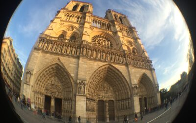 An Ode to Notre Dame
