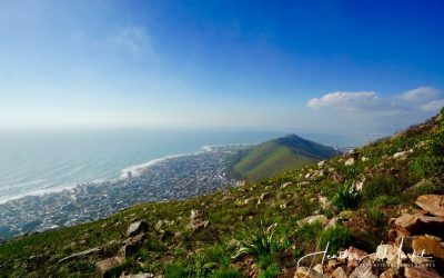 A Day in Cape Town South Africa