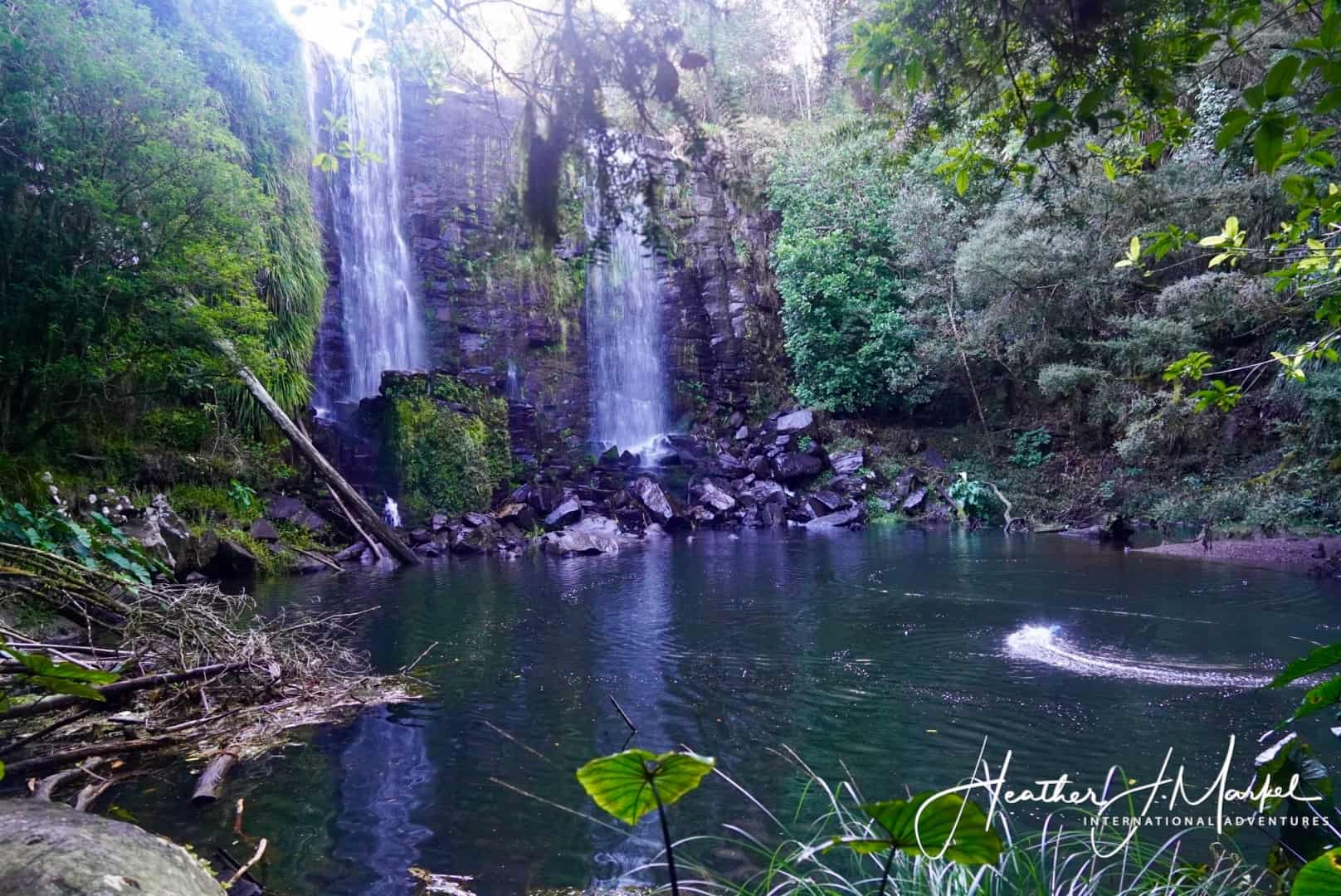 Te Wareire Waterfall